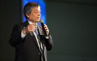 Yasuyuki Nemoto parla della memoria dell'acqua