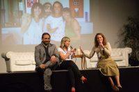 Rodolfo Carone, Francesca Tuzzi e Giovanna Garbuio
